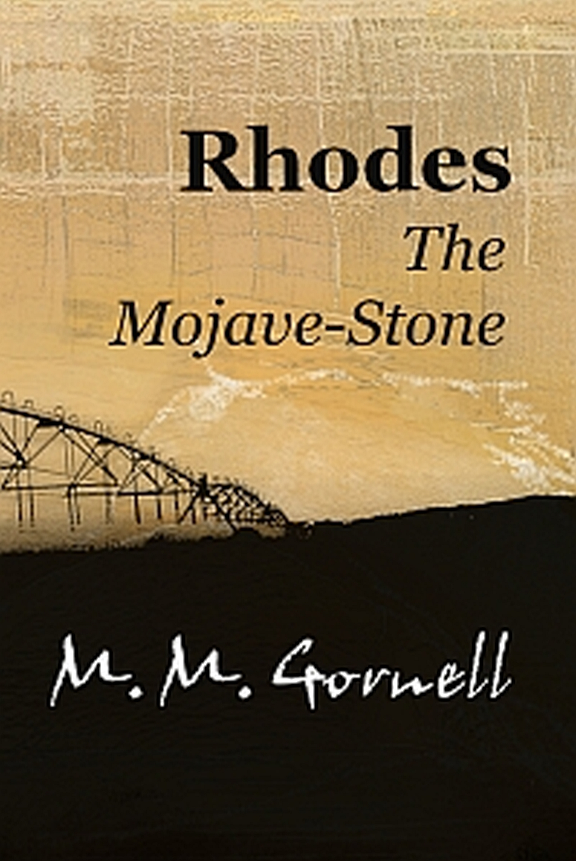 Rhodes The Mojave-Stone